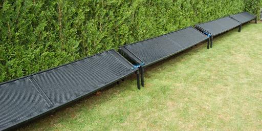 Capteur solaire chauffage piscine intex neuf ebay - Combien de temps pour chauffer une piscine ...