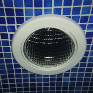 Zwembad verlichting inbouw halve parasol for Inbouw zwembad compleet