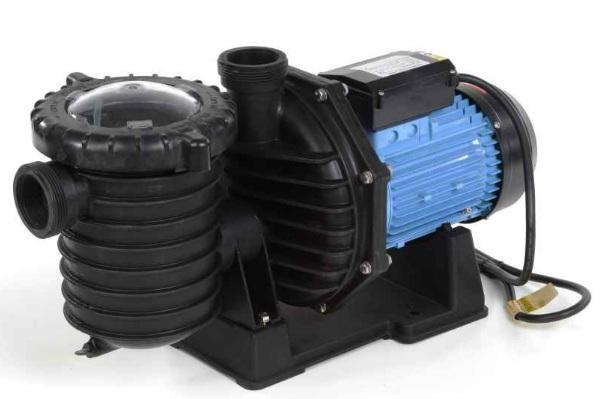 Zwembadpomp hybride en zelfaanzuigend met twee snelheden for Filterpomp zwembad