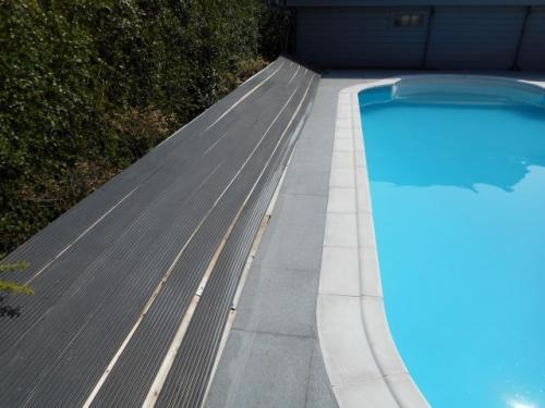 Epdm per meter of per rol harmo pool for Zwembad verwarmen