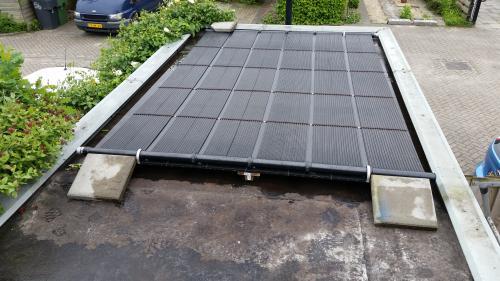 Verdeler elios harmo pool - Fabriquer panneau solaire piscine ...