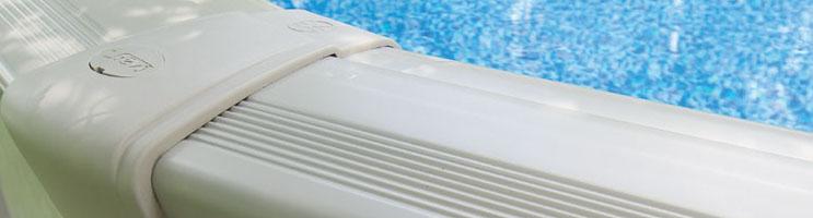 Trevi model 205 640 x 132 cm trevi for Stalen zwembad inbouwen