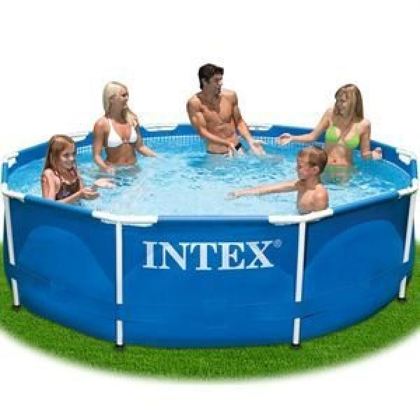 Piscine tubulaire intex 3 05 x 0 76 m 56997 piscine for Piscine intex tubulaire en solde