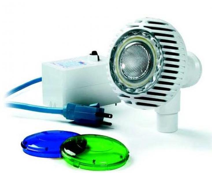 AquaLuminator zwembad onderwater verlichting beweegbaar | Pentair ...