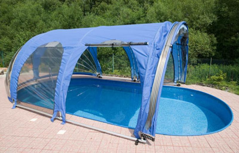 Azuro mountfield for Piscine portable