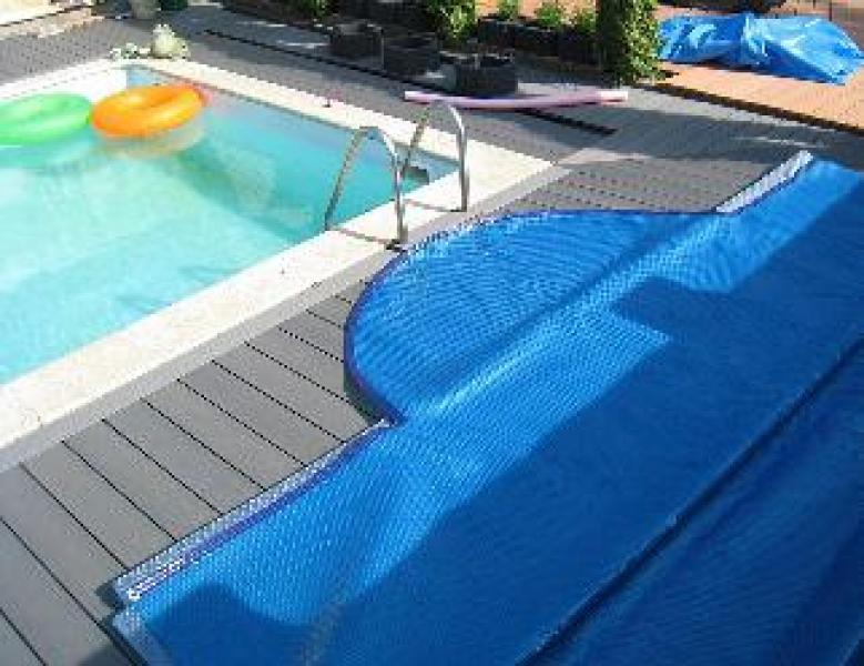 Zomerzeil zwembad rechthoekig for Rechthoekig zwembad