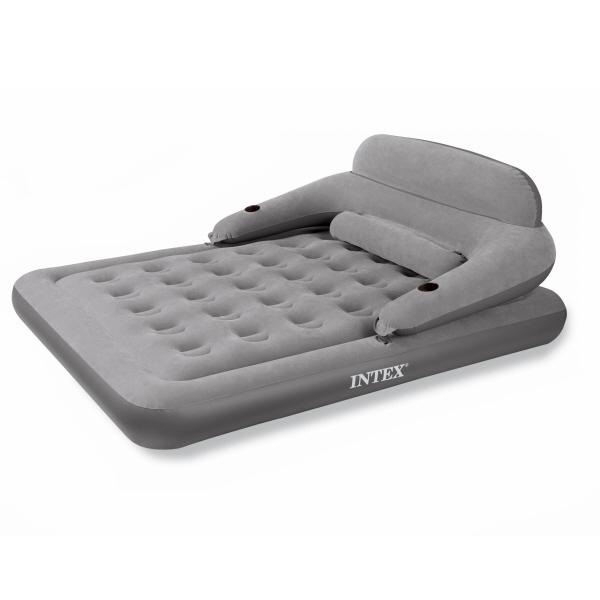 Convertible Lounge Luchtbed 68916 Intex 68916 Zwembad Eu