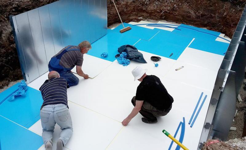 conzero voor ovaal zwembad volledige set hobby pool technologies. Black Bedroom Furniture Sets. Home Design Ideas