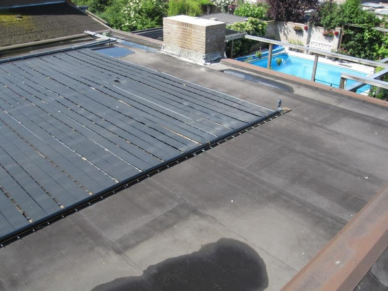 Epdm zonnecollectoren