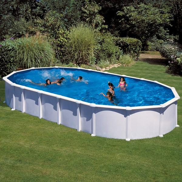 Haiti gre zwembad sterke structuur zonder zijsteunen for Zwembad afmetingen