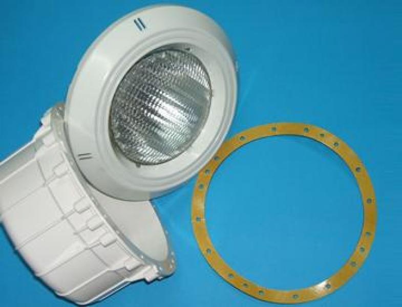 Inbouwnis behuizing voor zwembadverlichting - zonder lamp | Astral ...