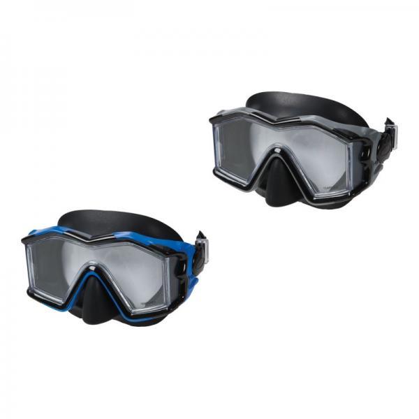 Intex duikbril Explorer Pro blauw/grijs