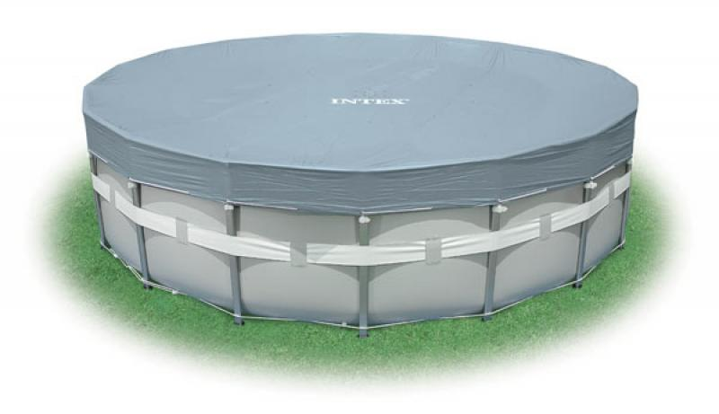 Intex Pool cover Deluxe 488 cm