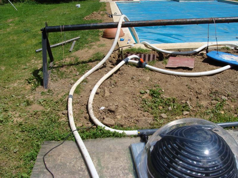 Ipesol zonnecollector solar bol ipesol bubblesun for Zelf zwembad verwarmen
