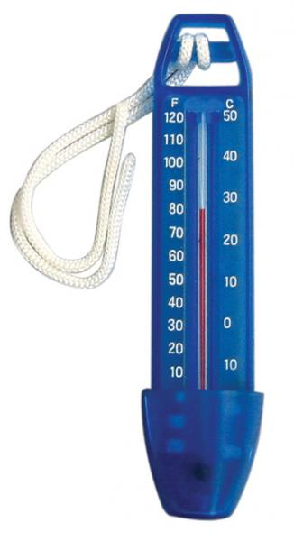 Zwembad temperatuur meting for Poolthermometer obi