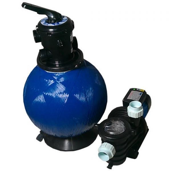 Zandfilterset sfera bobin harmo pool - Samengestelde pool weergaven ...