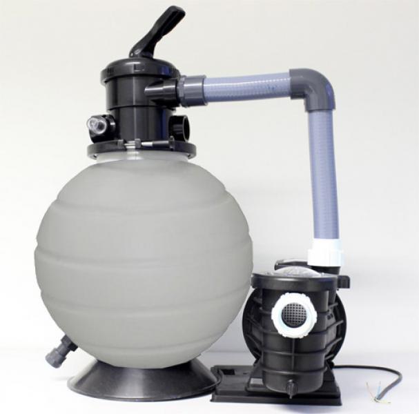 Zandfilterset sfera combo harmo pool - Samengestelde pool weergaven ...