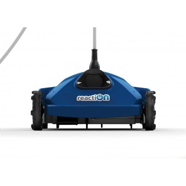 zwembadrobot jet bodemzuiger automatische stofzuiger voor zwembad aquaproducts. Black Bedroom Furniture Sets. Home Design Ideas
