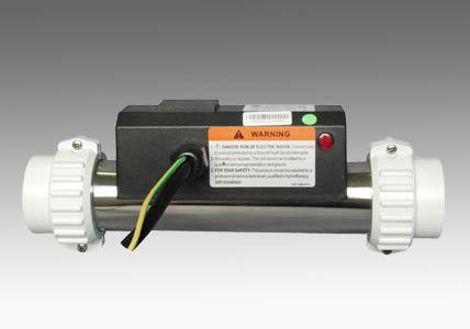 Hottub spa elektrische verwarming 3 kw h30 r1 lx h30 for Verwarming intex zwembad