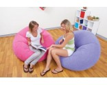 Beanless Bag Chair  68569, Roze
